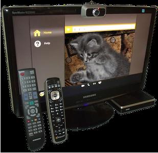 Videophone remotes